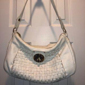 Pretty Elliott Lucca White Leather Bag